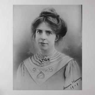 Annie Kenney Póster