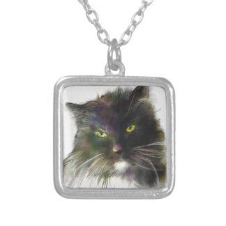 Annie learning to die silver plated necklace