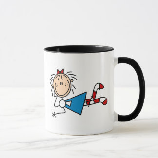 Annie Lying Down Mug