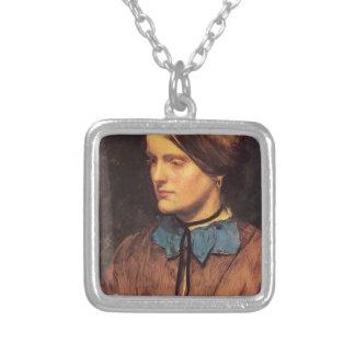 Annie Miller by John Everett Millais Jewelry