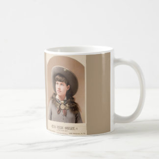 Annie Oakley & Calamity Jane Coffee Mug