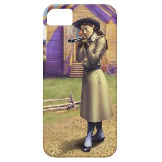 Annie Oakley Funda Para iPhone SE/5/5s
