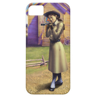 Annie Oakley iPhone SE/5/5s Case