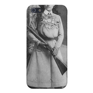 Annie Oakley iPhone SE/5/5s Cover