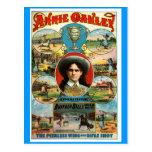 Annie Oakley - Postcard
