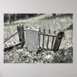 Annie Opie - pueblo fantasma de Elkhorn - Montana Impresiones