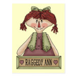 Annie Raggedy Postal