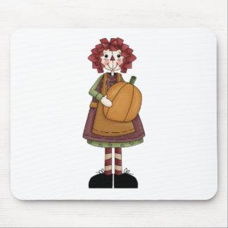 Annie Raggedy Alfombrilla De Ratón