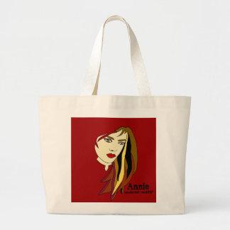 Annie (red) bag