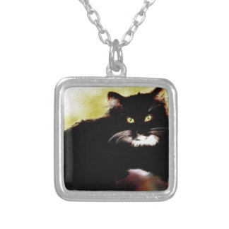 Annie what happens silver plated necklace