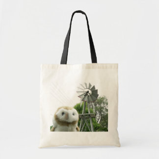 Annie & Windmill Tote Bag