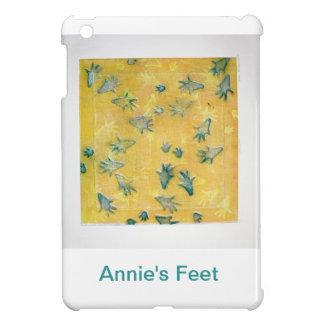 Annie's Feet iPad Mini Cover