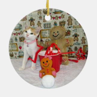 Annie's Gingerbread Ornament