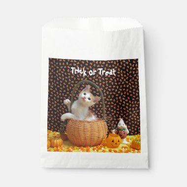 Annie's Halloween Cat / Kitten Treat / Favor Bags