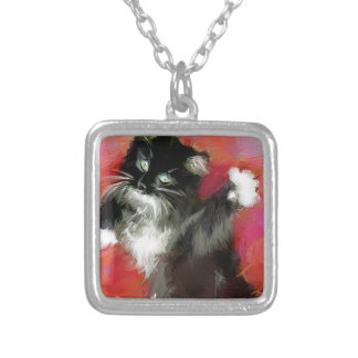 Annies love of life silver plated necklace