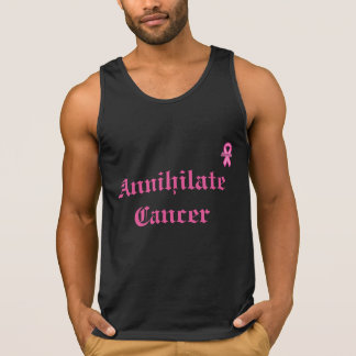 Annihilate Cancer Tank Top