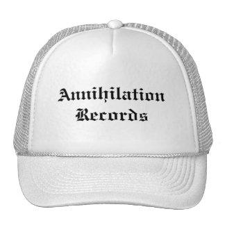 Annihilation Records Trucker Hat