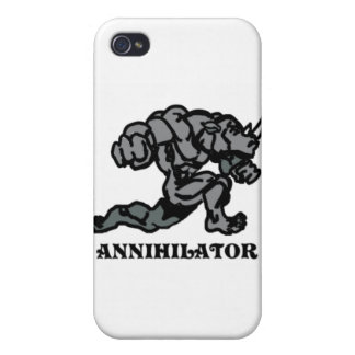 ANNIHILATOR iPhone 4/4S CASE