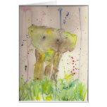 Annika elephant.jpg tarjeton
