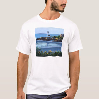 Annisquam Light at New Moon Low Tide T-Shirt