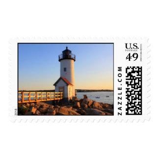 Annisquam Lighthouse Gloucester MA Postage