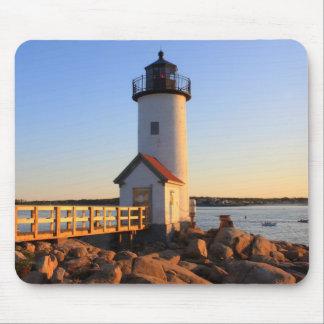 Annisquam Lighthouse Gloucester Mouse Pad