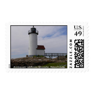 Annisquam Lighthouse Postage Stamps