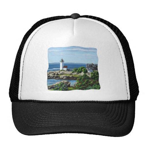 Annisquam Lighthouse Trucker Hat