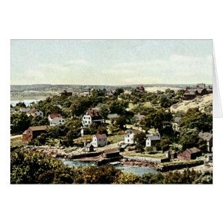 Annisquam Village, Gloucester, Massachusetts Greeting Cards