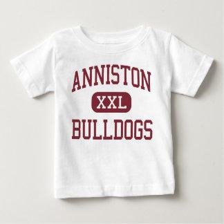Anniston - dogos - centro - Anniston Alabama Playera