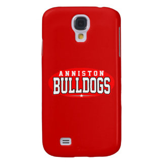 Anniston High School; Bulldogs Galaxy S4 Cover