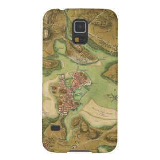 Anniv of Paul Revere's Ride. Boston in 1776 Case For Galaxy S5