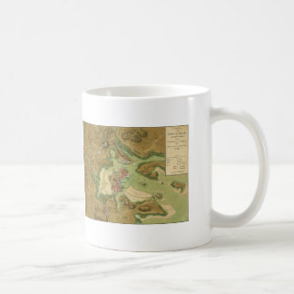 Anniv of Paul Revere's Ride. Boston in 1776 Coffee Mug