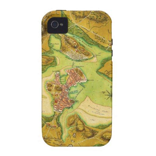 Anniv of Paul Revere's Ride iPhone 4 Cases