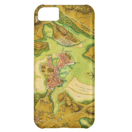 Anniv of Paul Revere's Ride Cover For iPhone 5C