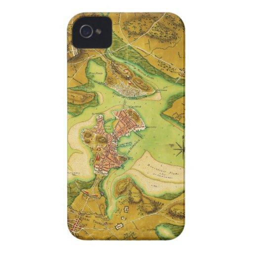Anniv of Paul Revere's Ride.jpg iPhone 4 Case