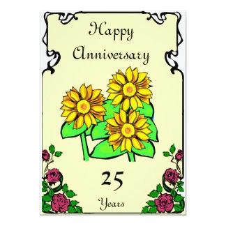 Anniversary - 15th card