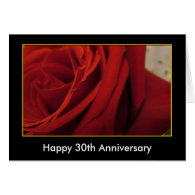 Anniversary, add text, red rose greeting cards