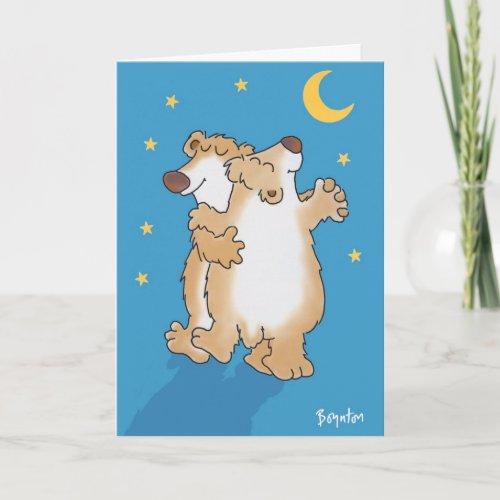 Anniversary Bears Card
