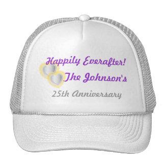 Anniversary Cap-Customize - Customized Trucker Hat
