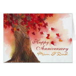 Anniversary Card for Parents