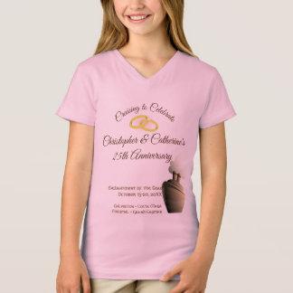 Anniversary Celebration Custom Cruise T-Shirt