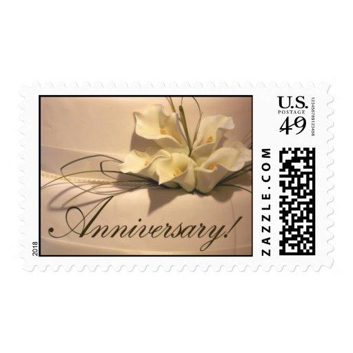 Anniversary Celebration Postage