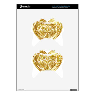 Anniversary Heart #2 Xbox 360 Controller Decal