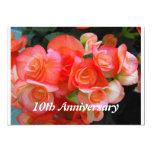 """anniversary invitation 5"""" x 7"""" invitation card"""