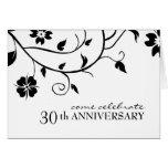 Anniversary Invitation - Custom Order Greeting Cards