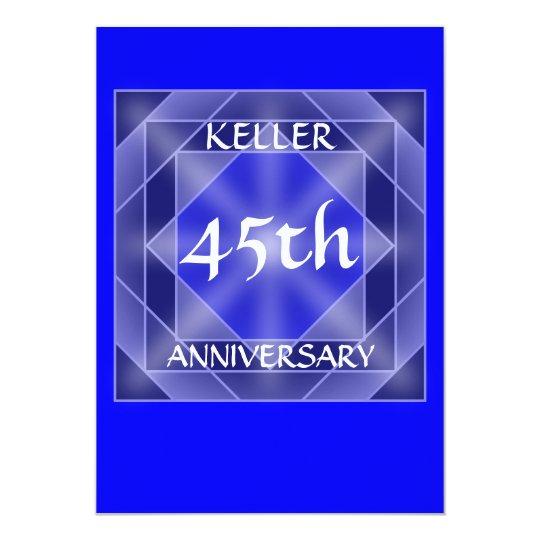 Anniversary Jewel Invite