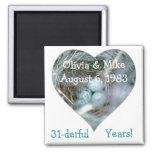 Anniversary Magnet