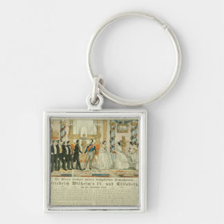 Anniversary of Frederick William IV and his Keychain