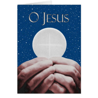 Anniversary Of Priestly Ordination Greeting Card at Zazzle